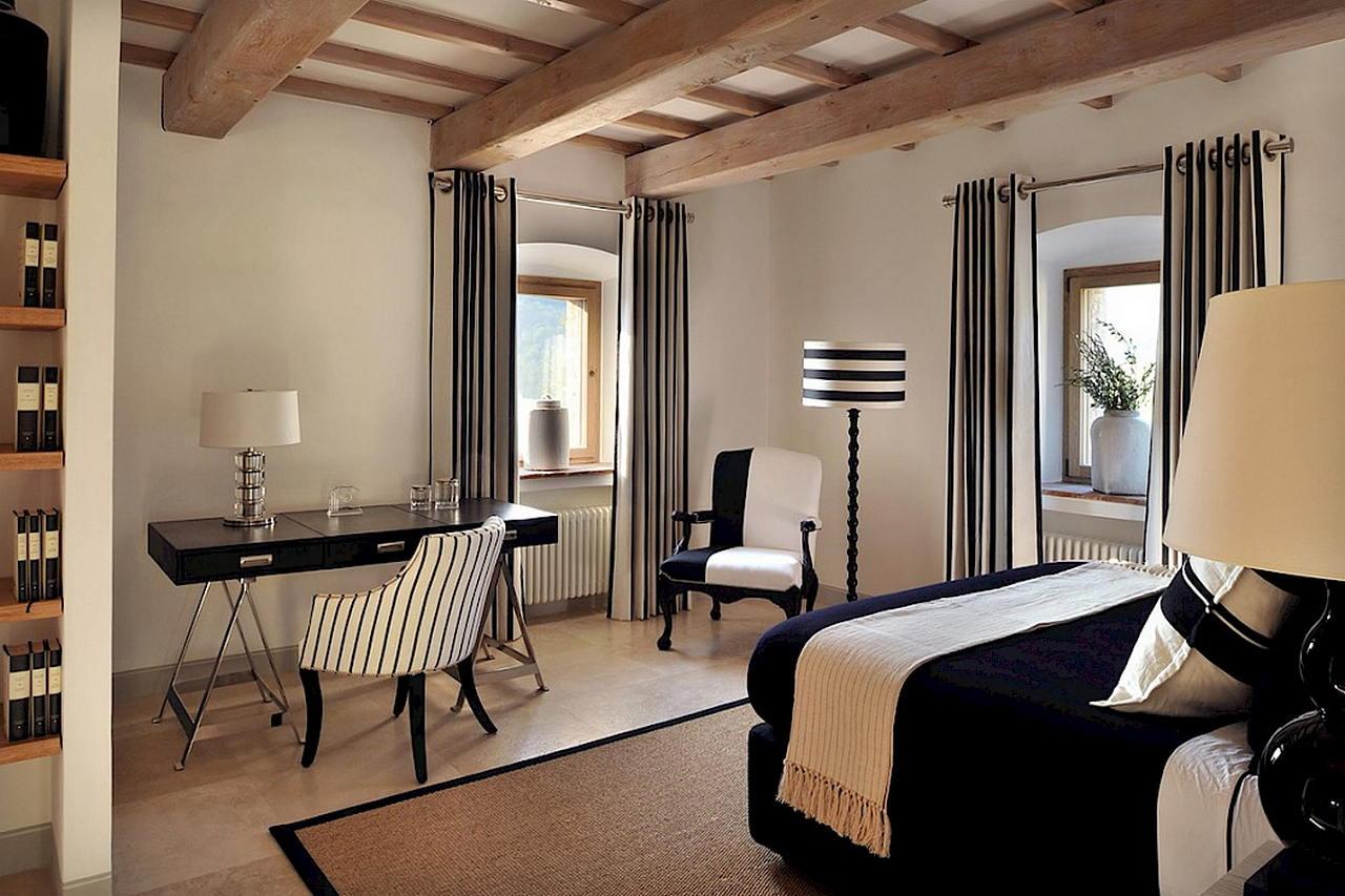 Средиземноморский стиль в интерьере — вилла в Италии 16