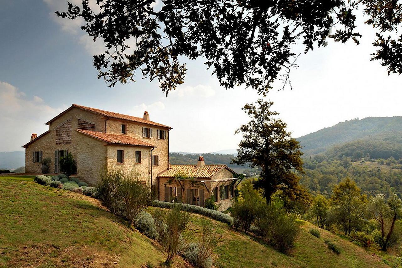 Средиземноморский стиль в интерьере — вилла в Италии 2