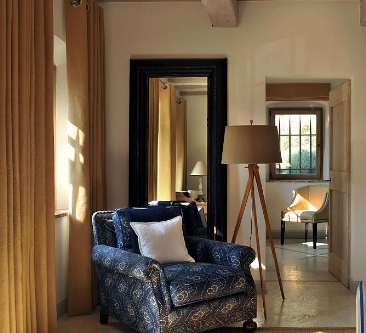 Средиземноморский стиль в интерьере — вилла в Италии 27