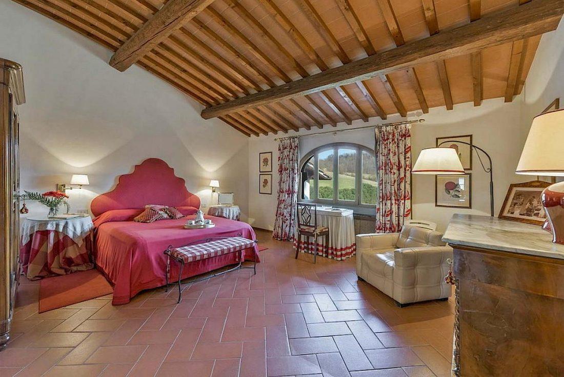 Средиземноморский стиль в интерьере загородного дома 5