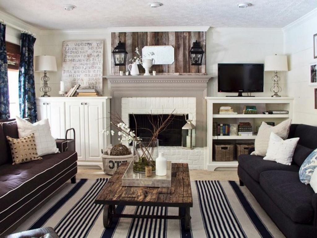 Style Living Room Furniture  Burlap amp Honey Decor
