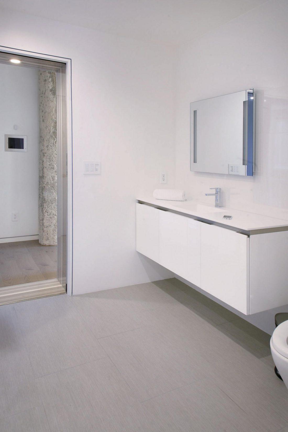 Ванная комната в стиле лофт 3