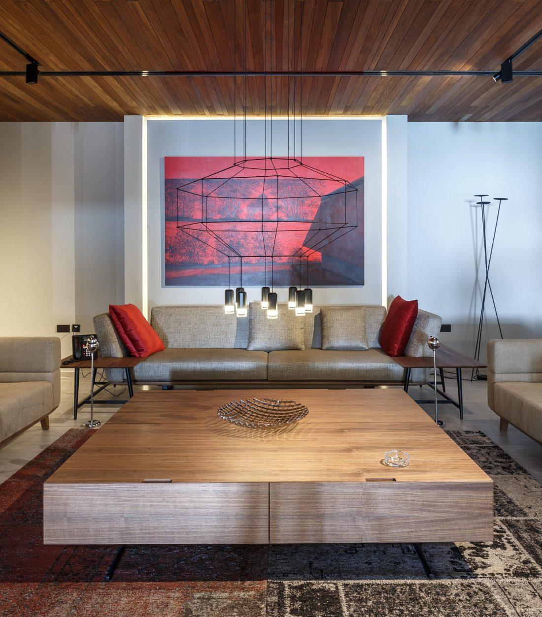 Вилла ААК масштабный эклектичный проект от студии MORIQ 10