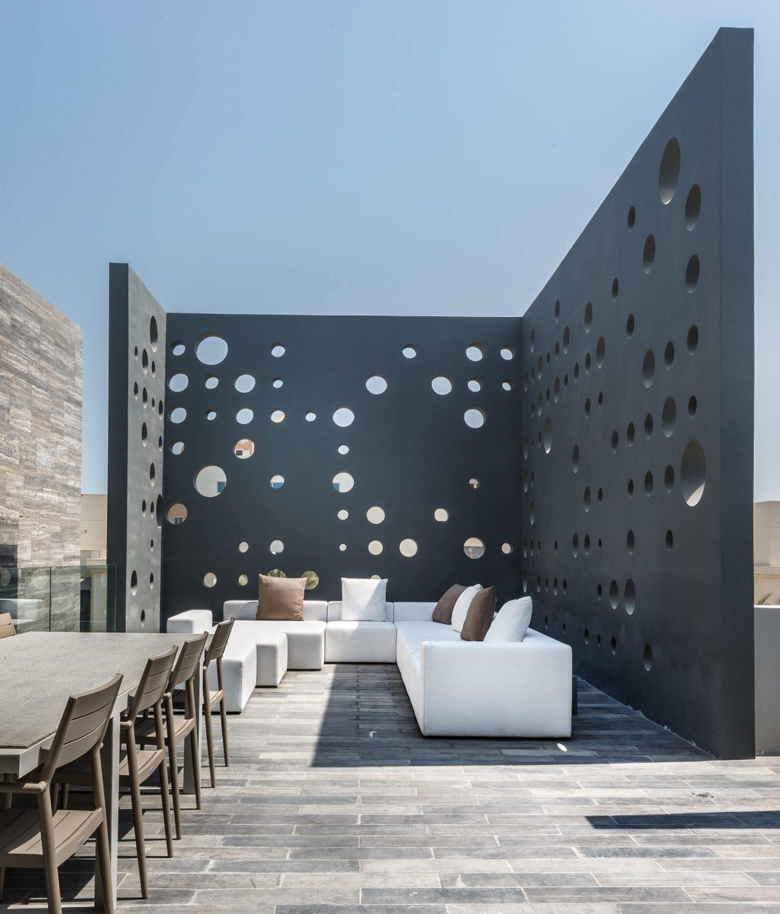 Вилла ААК масштабный эклектичный проект от студии MORIQ 20