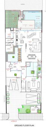 Вилла ААК масштабный эклектичный проект от студии MORIQ 32