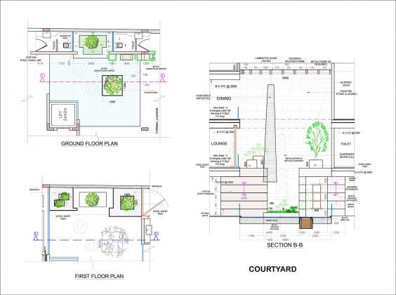 Вилла ААК масштабный эклектичный проект от студии MORIQ 35