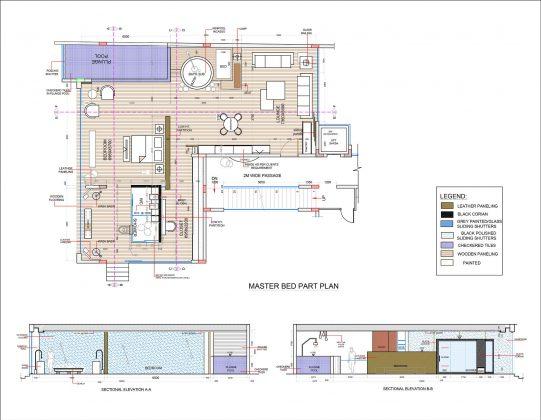 Вилла ААК масштабный эклектичный проект от студии MORIQ 37