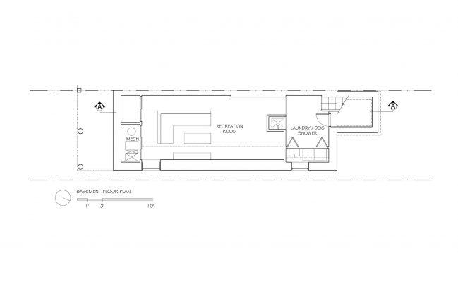 Выход из тени интересный проект студии POST Architecture 17