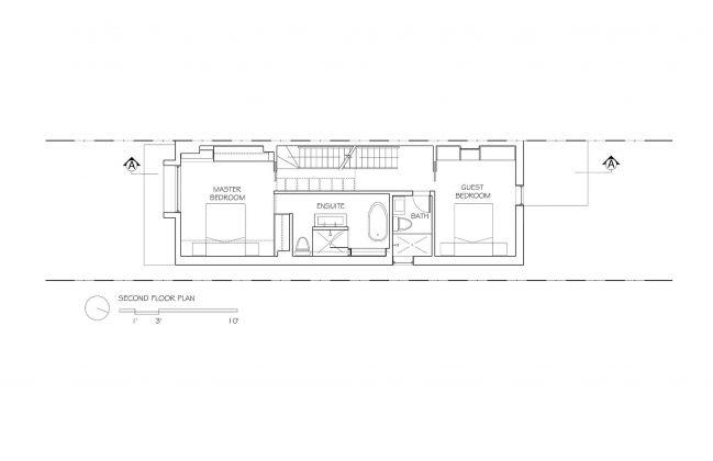 Выход из тени интересный проект студии POST Architecture 19