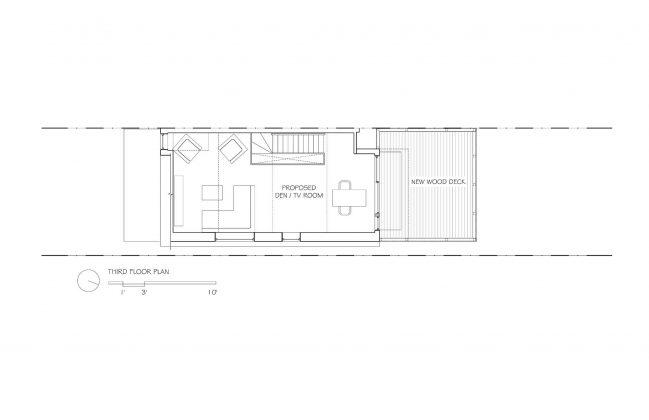 Выход из тени интересный проект студии POST Architecture 20