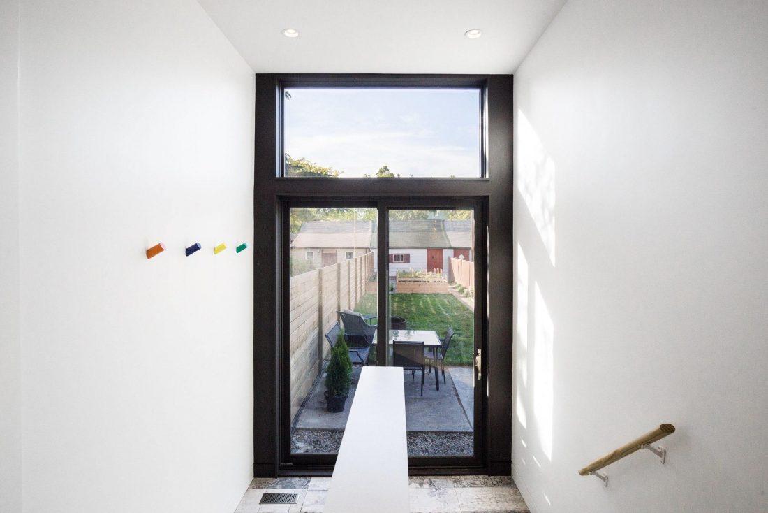 Выход из тени интересный проект студии POST Architecture 6
