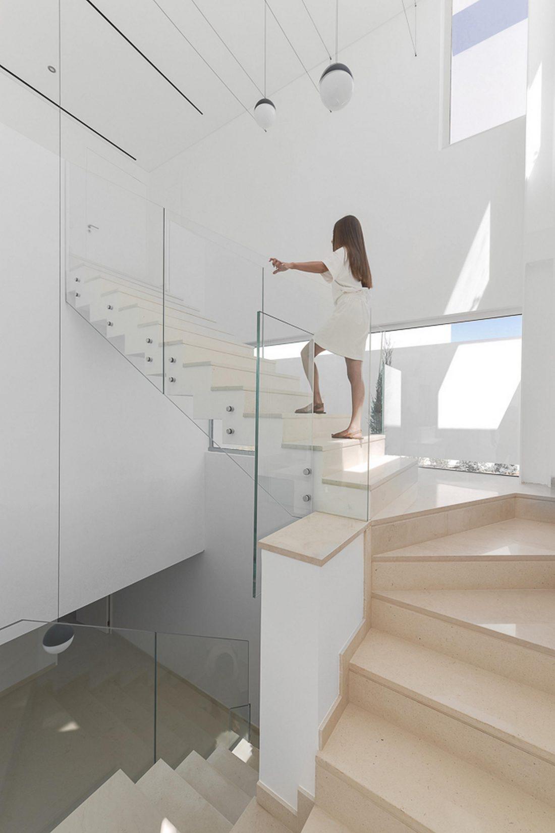 Дом из 5 террас и сада по проекту студии Corpo Atelier 15