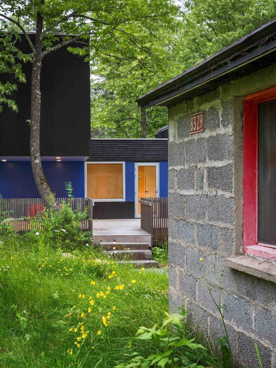 Дом на берегу озера от студии Salmela Architect 10