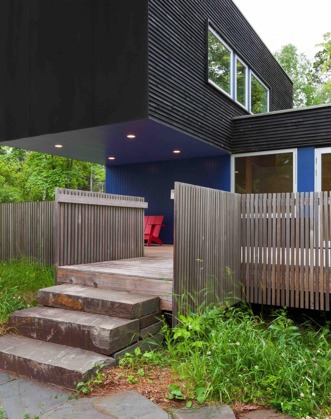 Дом на берегу озера от студии Salmela Architect 16