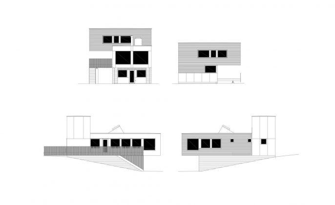 Дом на берегу озера от студии Salmela Architect 20