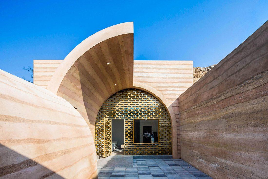 Дом в пещере от hyperSity Architects 1
