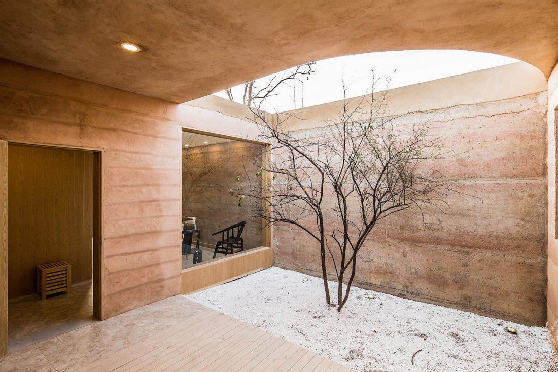 Дом в пещере от hyperSity Architects 10