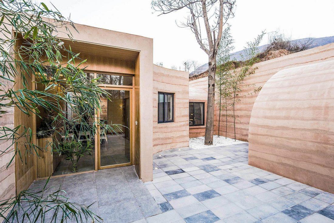 Дом в пещере от hyperSity Architects 12