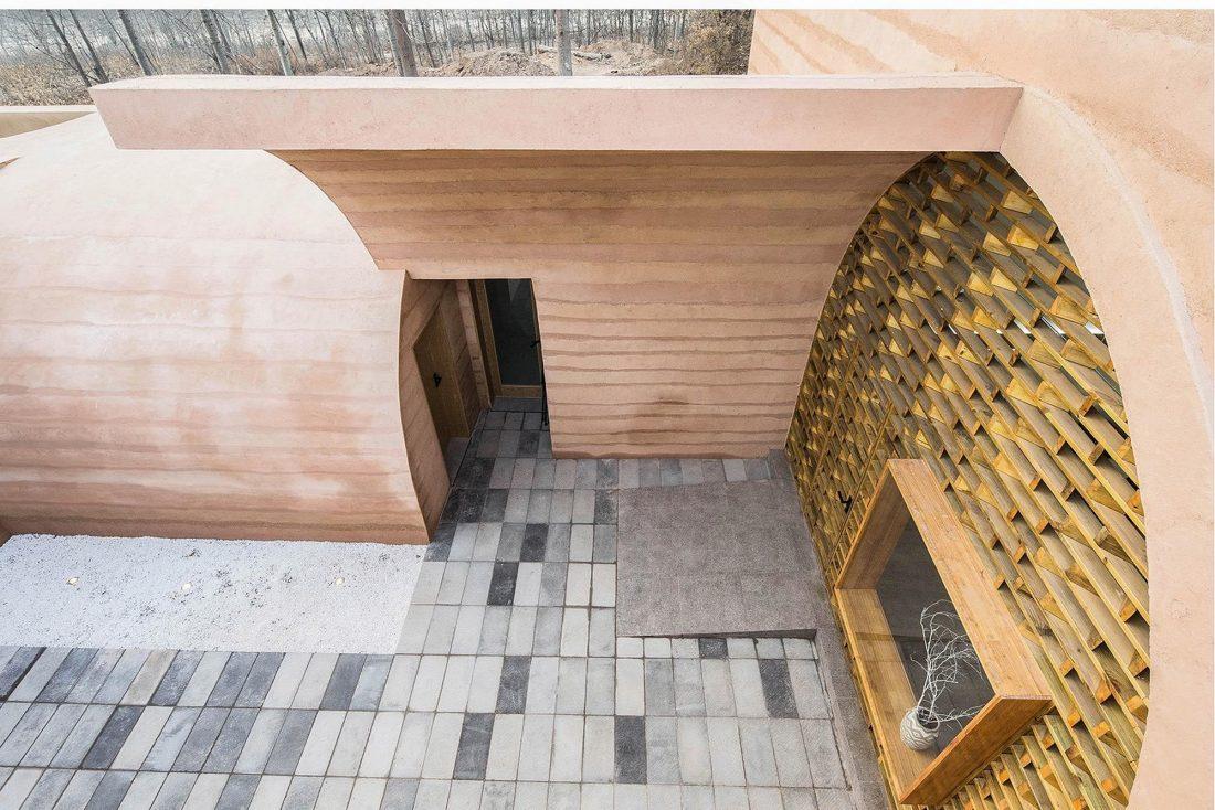 Дом в пещере от hyperSity Architects 14