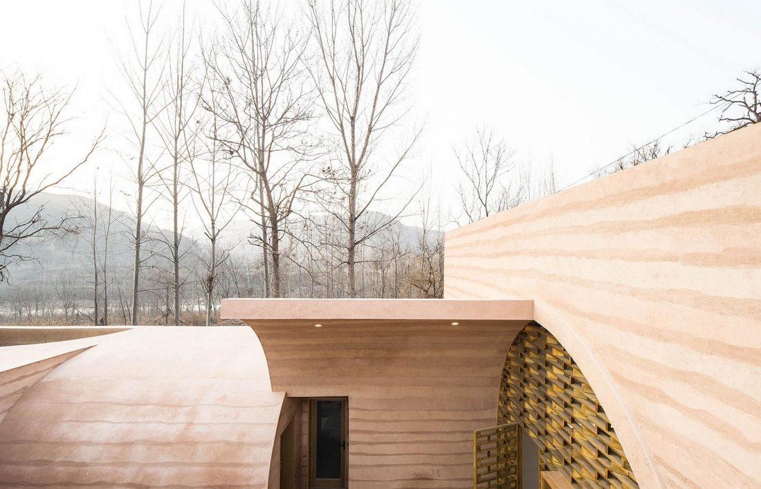 Дом в пещере от hyperSity Architects 15