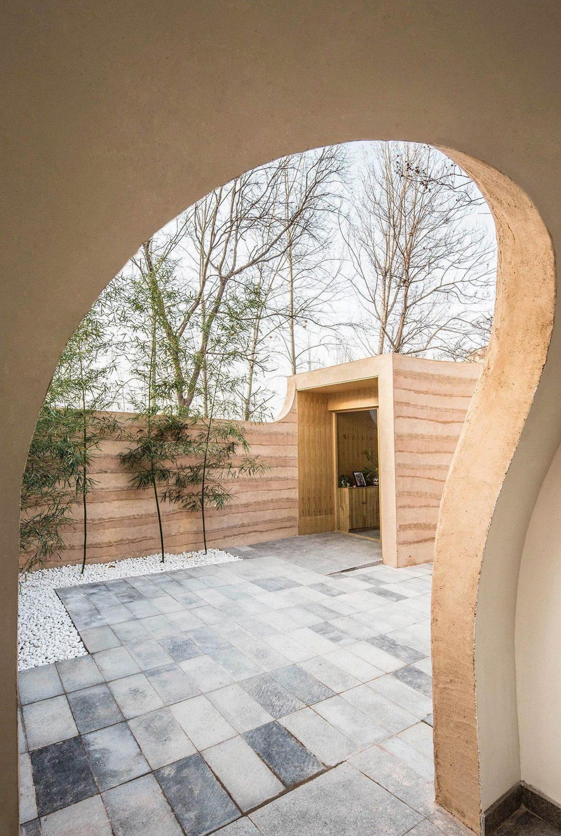 Дом в пещере от hyperSity Architects 17