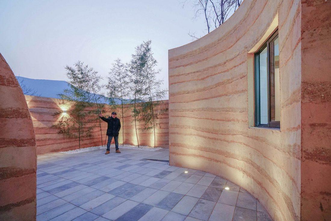 Дом в пещере от hyperSity Architects 18