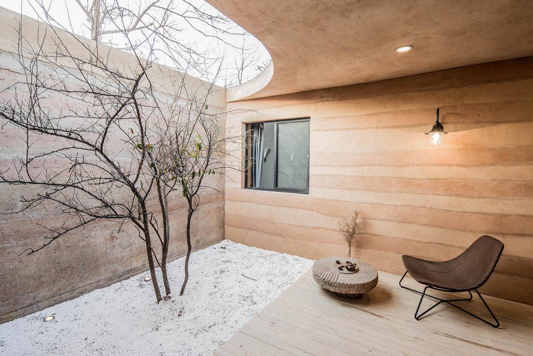 Дом в пещере от hyperSity Architects 2