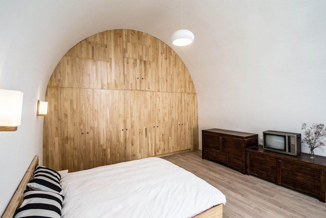 Дом в пещере от hyperSity Architects 35