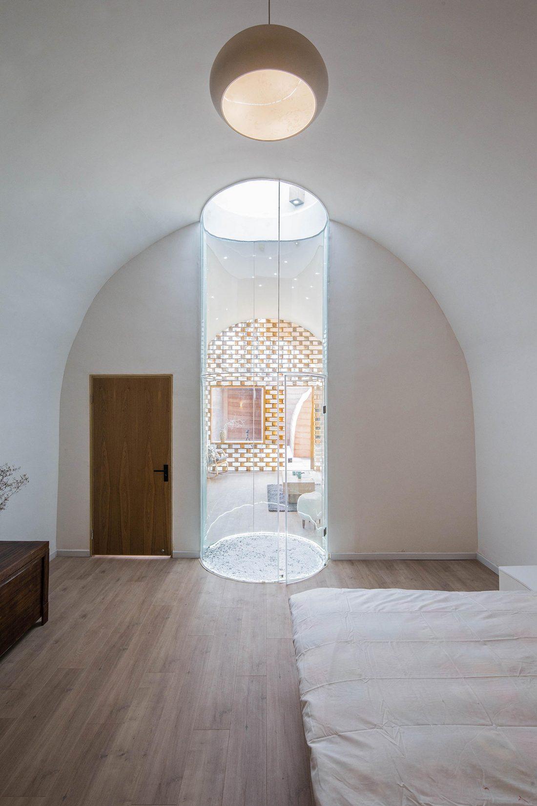 Дом в пещере от hyperSity Architects 36