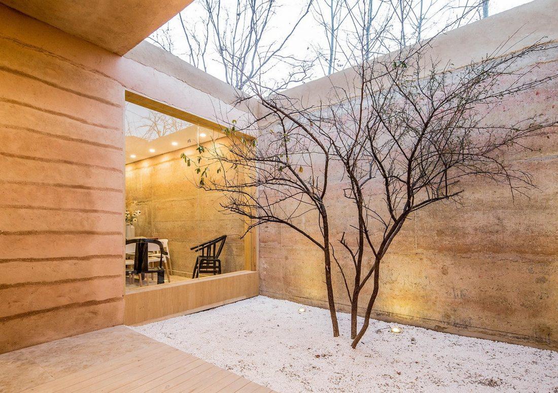 Дом в пещере от hyperSity Architects 39