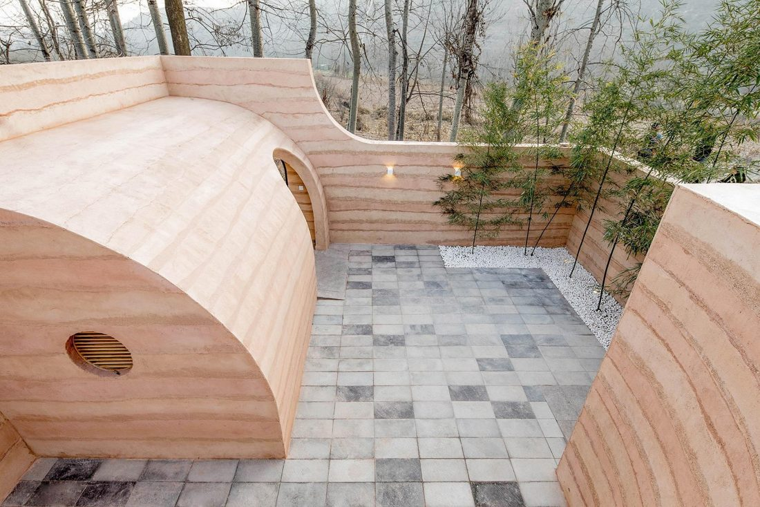 Дом в пещере от hyperSity Architects 4