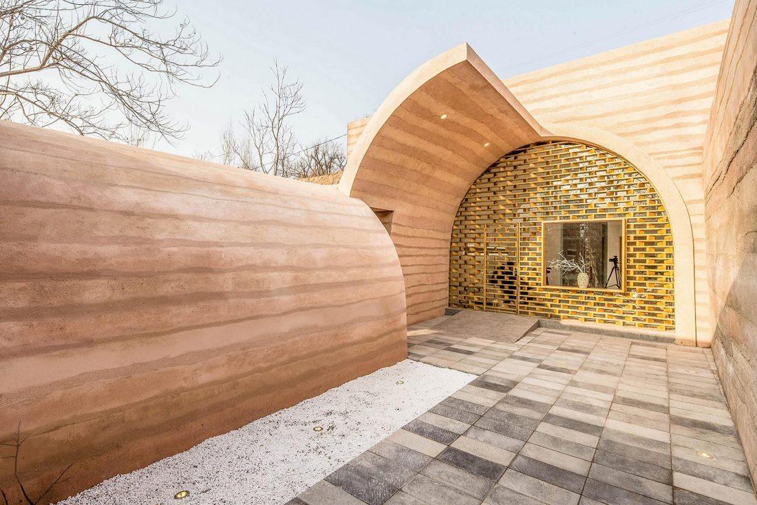 Дом в пещере от hyperSity Architects 40