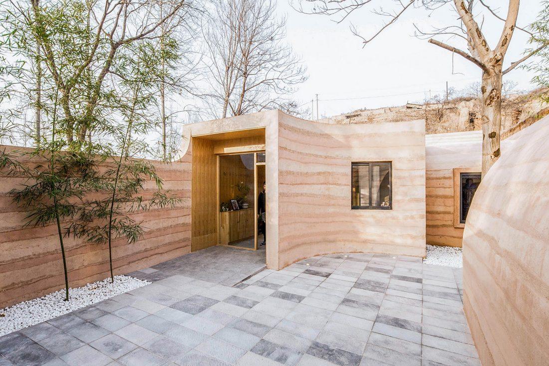 Дом в пещере от hyperSity Architects 42