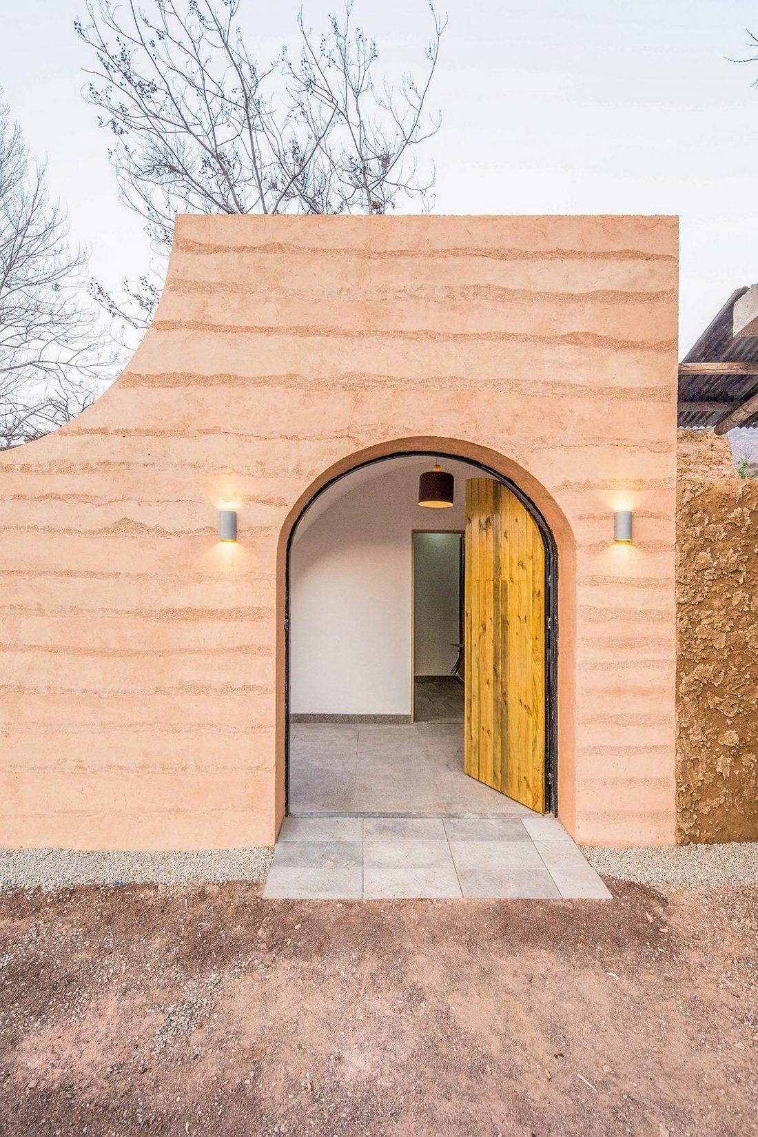 Дом в пещере от hyperSity Architects 44