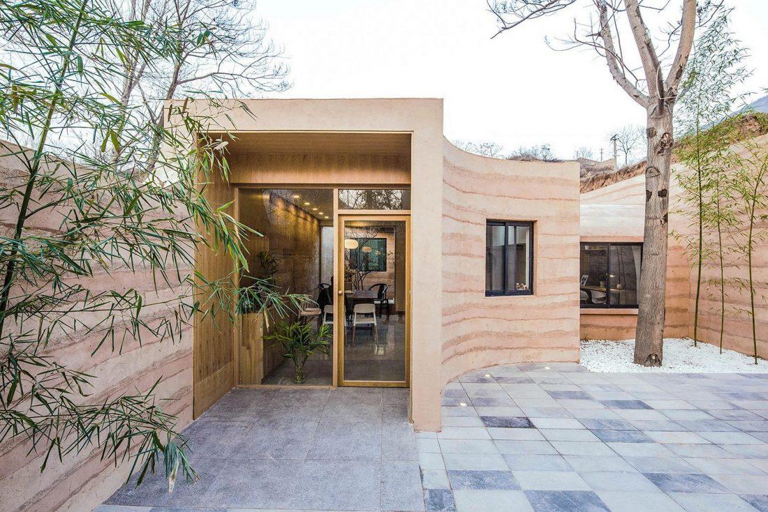 Дом в пещере от hyperSity Architects 8