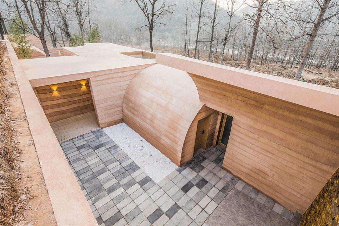 Дом в пещере от hyperSity Architects 9