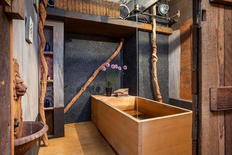 Фотографии интерьеров в японском стиле 23