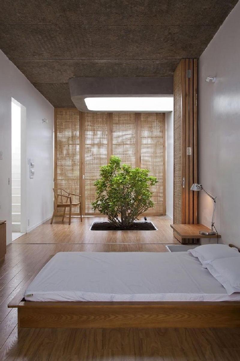 Фотографии интерьеров в японском стиле 24