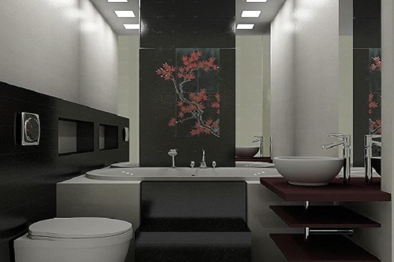 Фотографии интерьеров в японском стиле 4