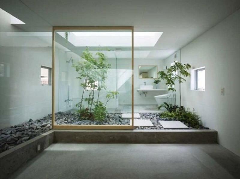 Фотографии интерьеров в японском стиле 60