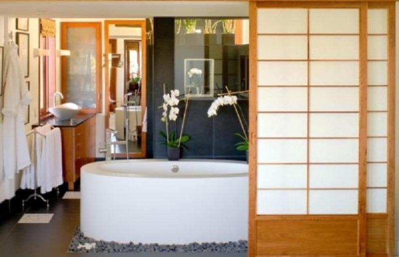 Фотографии интерьеров в японском стиле 62