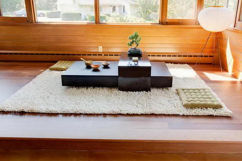 Фотографии интерьеров в японском стиле 68