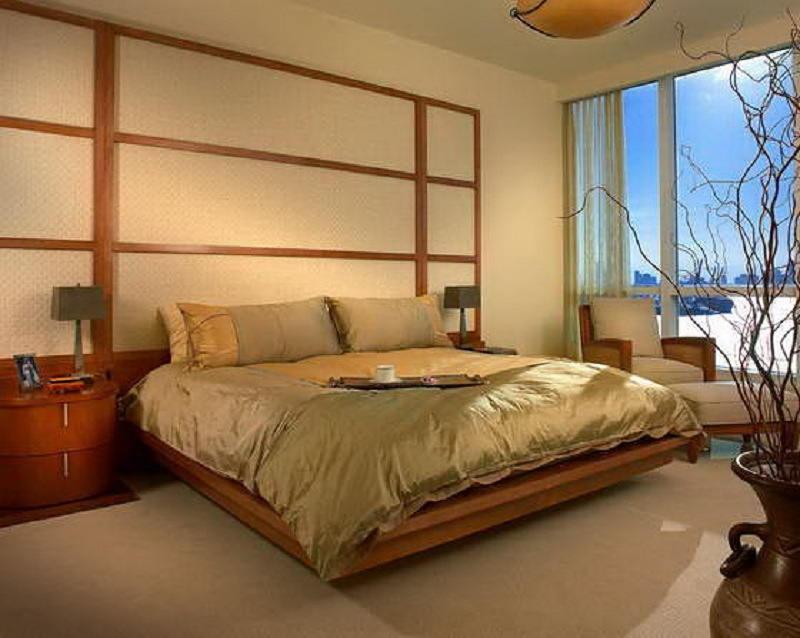 Фотографии интерьеров в японском стиле 69