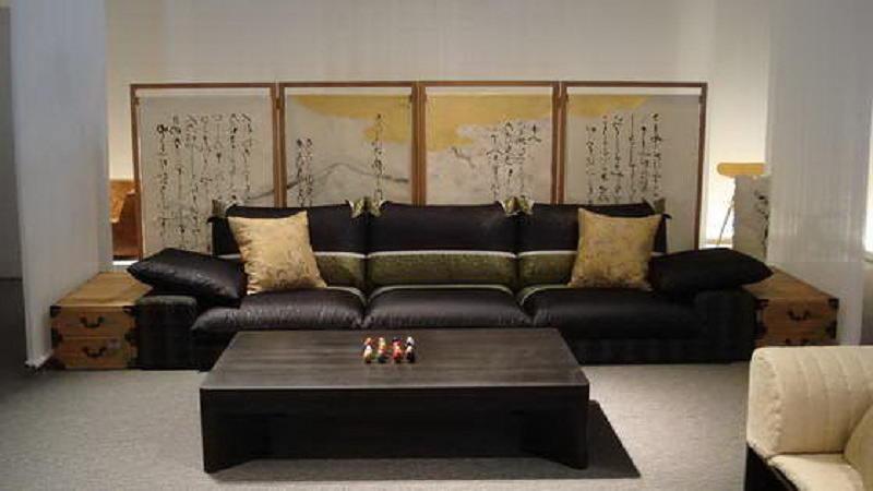 Фотографии интерьеров в японском стиле 71