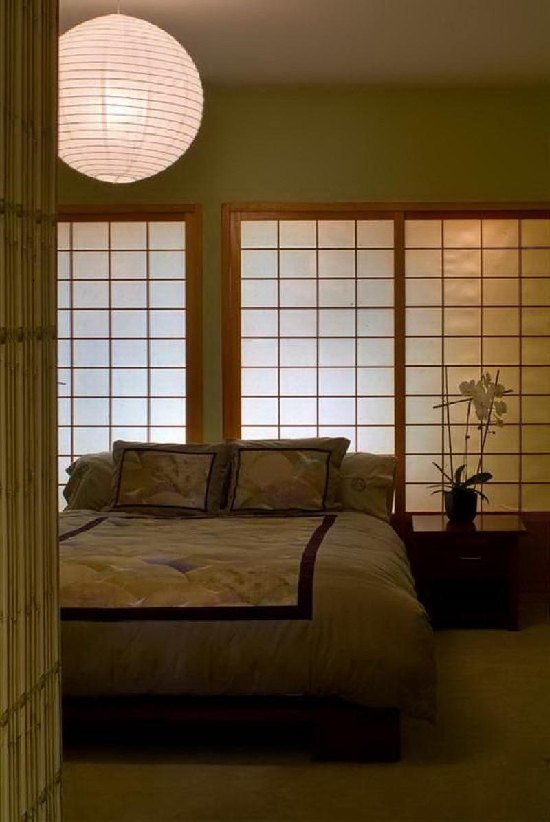 Фотографии интерьеров в японском стиле 73