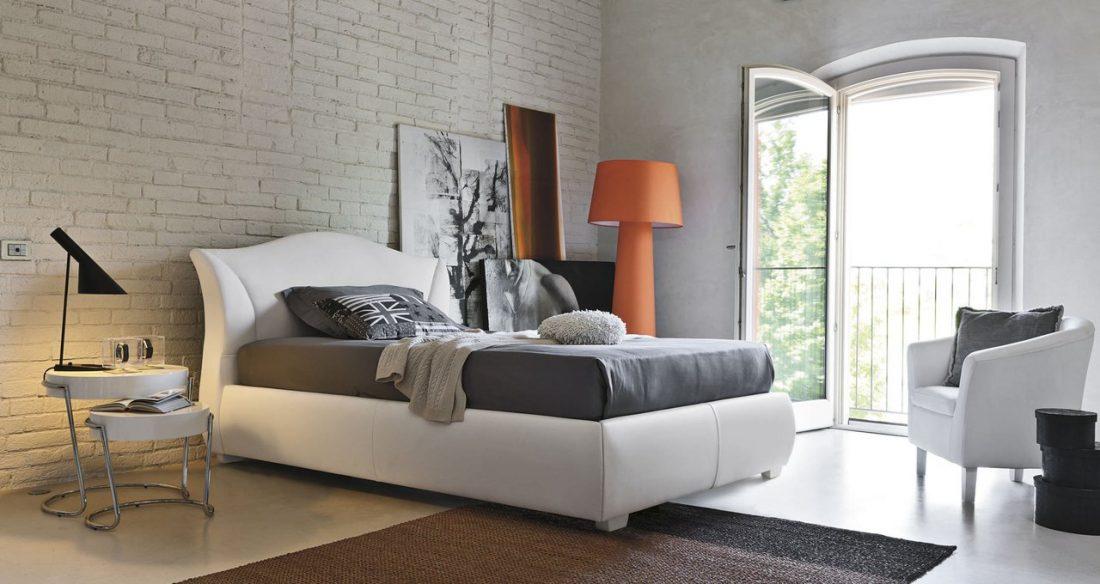 Кантри стиль в интерьере спальни 2