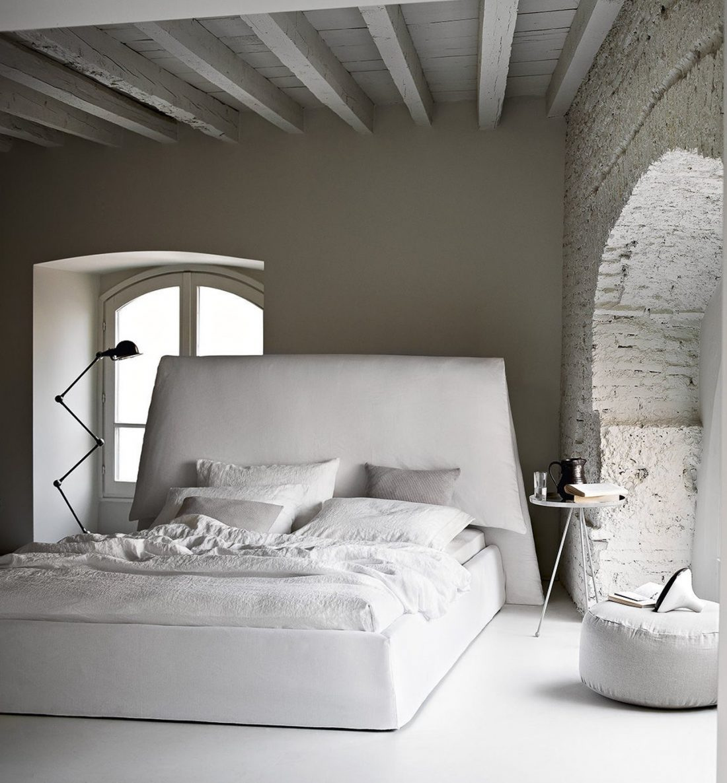 Кантри стиль в интерьере спальни — средиземноморский кантри