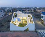 Летающий дом от студии IROJE KHM Architects 1