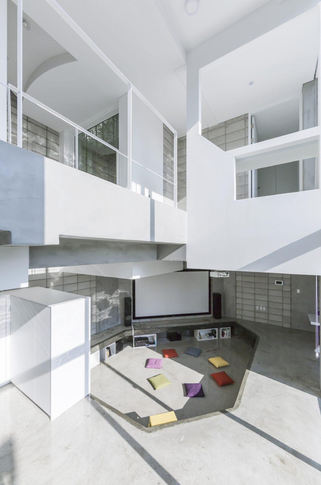Летающий дом от студии IROJE KHM Architects 10