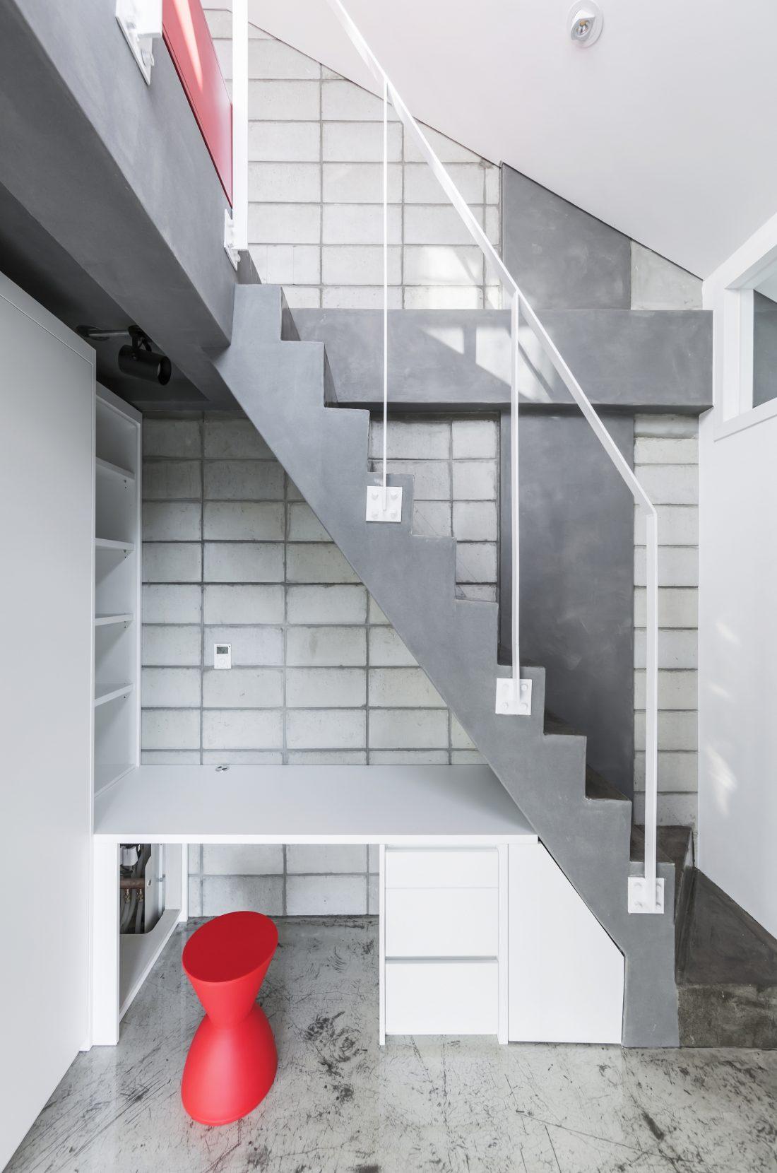 Летающий дом от студии IROJE KHM Architects 16
